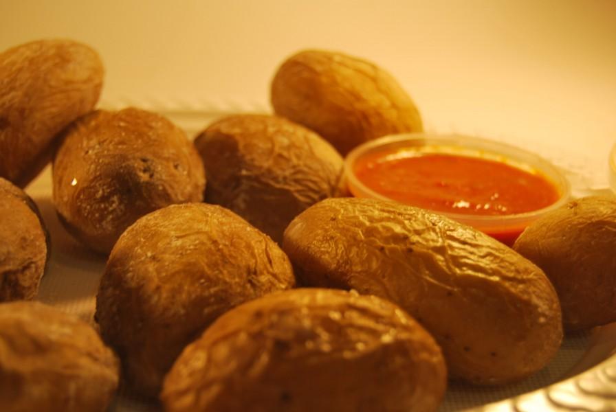 Patatas de Luxe Arrugadas