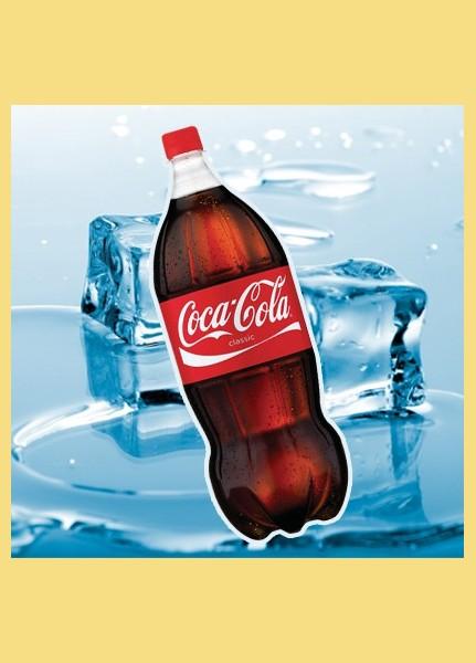 Coca Cola 2 Litro