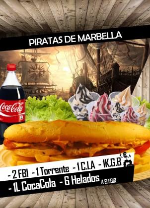 PIRATAS DE MARBELLA
