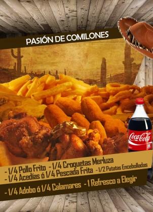 PASION DE COMILONES