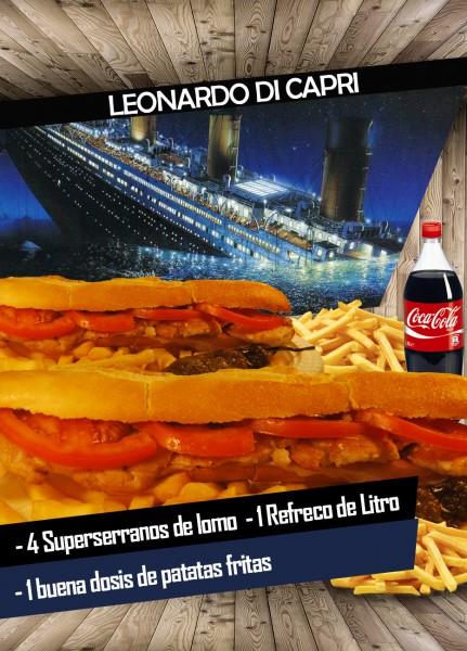 LEONARDO DE CAPRI