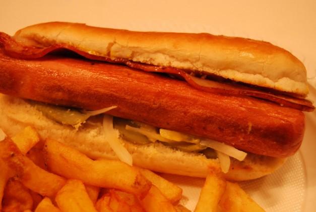 Hot-Dog Americano