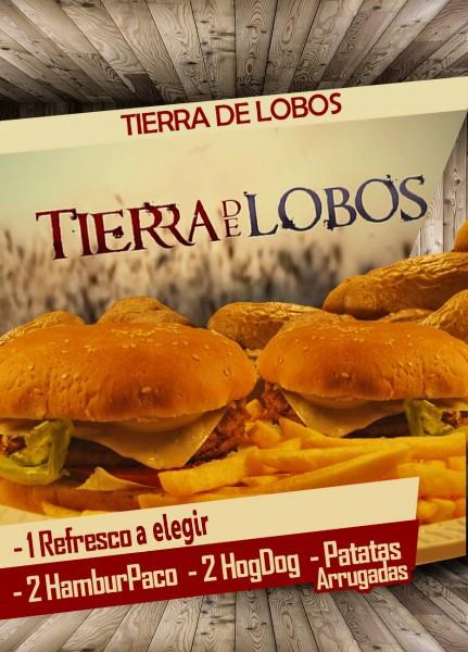 TIERRA DE LOBOS