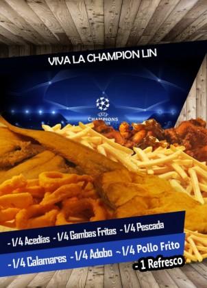 VIVA LA CHAMPION LIN
